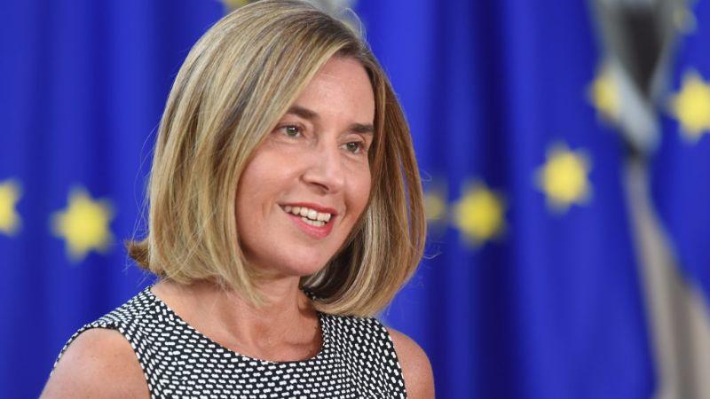 Da li je Federika Mogerini autor kosovskog non pejpera?