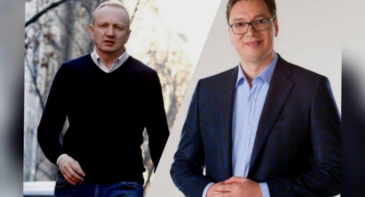 "Opaa… BLIC: ""Srpska politika je veštački kreiran sukob Vučića i Đilasa"""