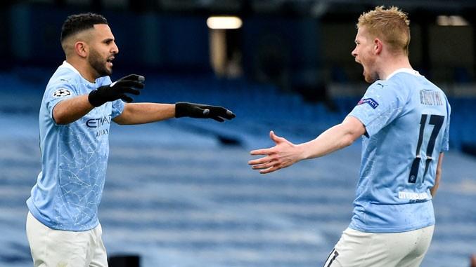 Mančester siti prvi finalista Lige šampiona