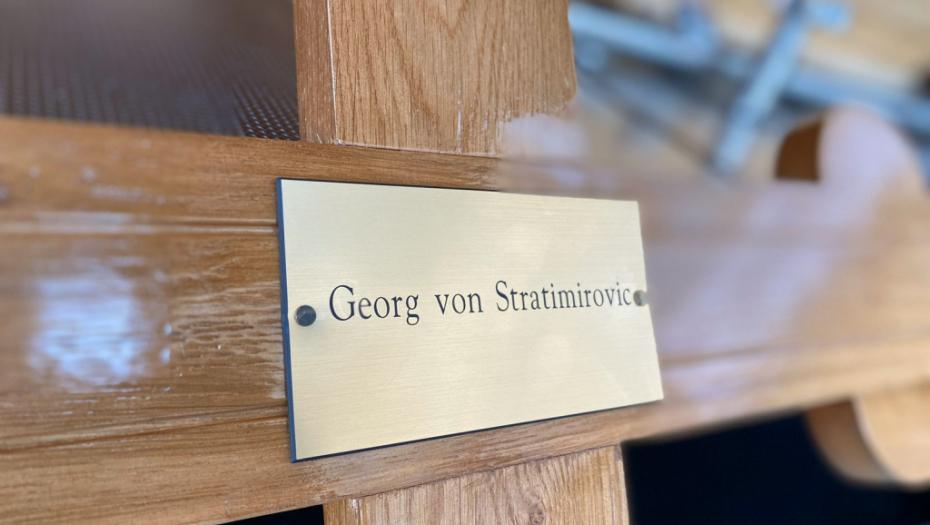 Ko su bili Stefan i Đorđe Stratimirović- dvojica velikana srpske istorije ?